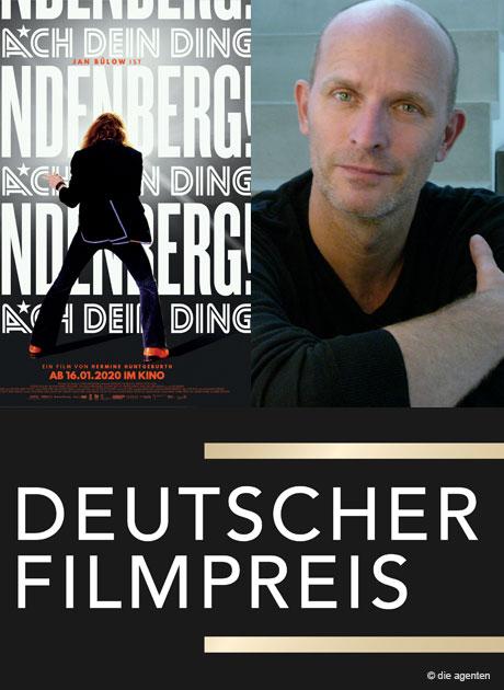 """Nominierung Deutscher Filmpreis """"Lindenberg! Mach Dein Ding"""", Bildgestaltung Sebastian Edschmid"""