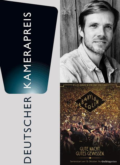 Nominierung Philipp Haberlandt für den Deutschen Kamerapreis 2020