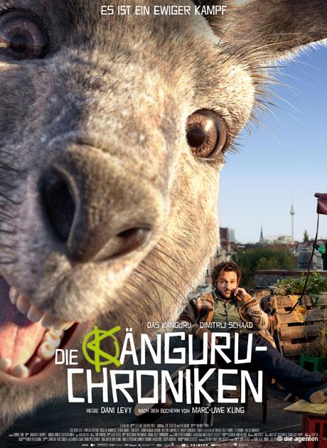Kinostart Die Känguru Chroniken, Hauptrolle Dimitrij Schaad